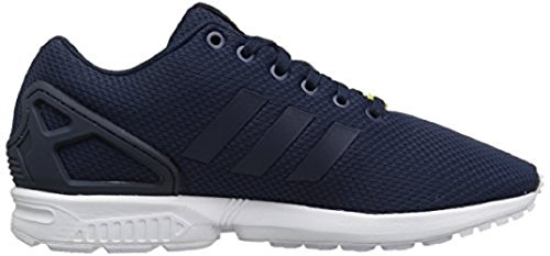 Adidas Original Mens Zx Flux Gymnastiksko Mörkblå / Mörkblå / Springer Vit