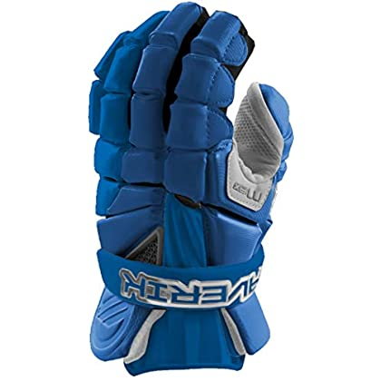 Image of Arm Guards Maverik Lacrosse Max Glove - Royal