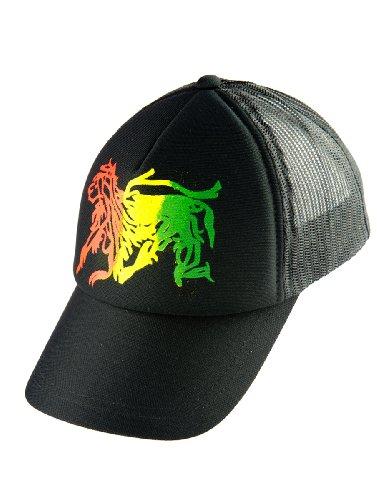 GORRA rasta4real Jamaica Rasta LEON DE JUDAH rCrqnRXOw