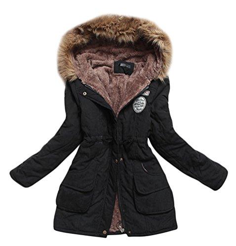 Lamb Fur Coat - 9
