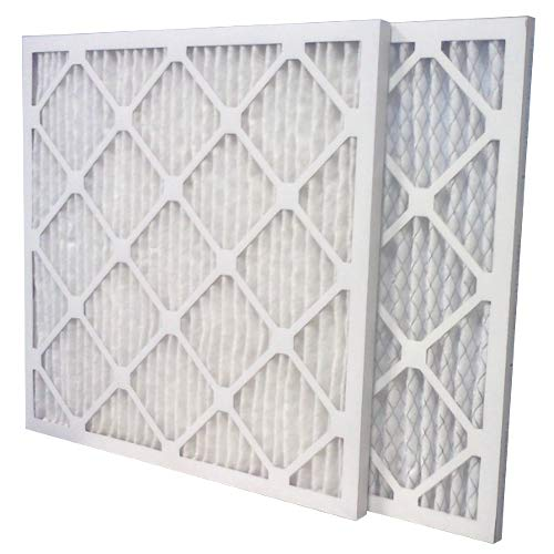US Home Filter SC80-14X30X1-6 MERV 13 Pleated Air Filter (Pack of 6), 14