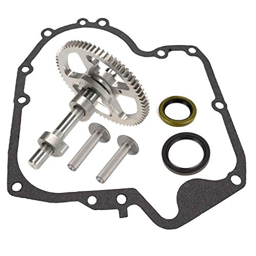 - Fuerdi 793880 Camshaft with Gasket Oil Seal Kit for Briggs & Stratton 793583 792681 791942 795102 Engines