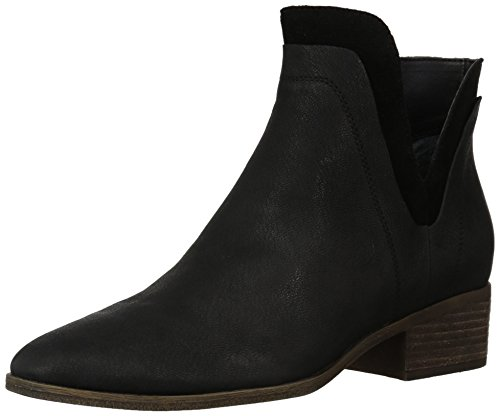 Lucky Women's LK-Lelah Ankle Boot, Black, 7.5 Medium US by Lucky Brand