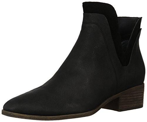Lucky Women's LK-lelah Ankle Boot, Black, 9.5 Medium US by Lucky Brand