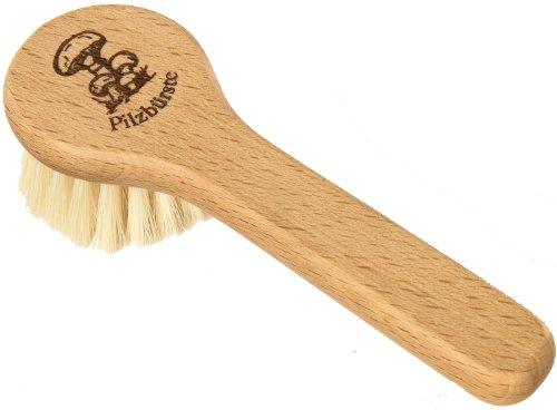 Bürstenhaus Redecker гриб Щетка с ручкой, природный Свинья щетины, 5,1-дюйма