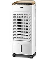 Portable Air Conditioner Dual Hose, Air-conditioning Ventilator, afstandsbediening van huishoudelijke Desktop Cooler verdampingskoeler, 60W Huangwei7210