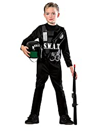 Rubies Costume Young Heroes Child's S.W.A.T. Team Costume, Medium