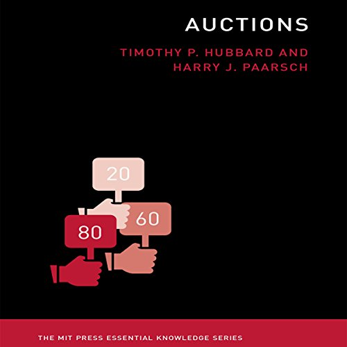 Auctions: The MIT Press Essential Knowledge Series by Gildan Media, LLC