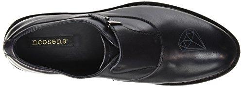 Neosens Hondarribi 909 - Zapatos Mujer Negro