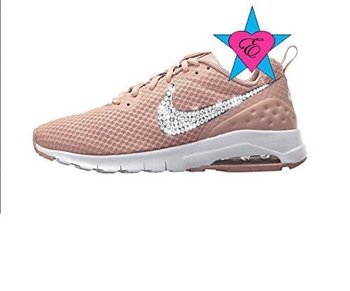 Image Unavailable. Image not available for. Color  Bedazzled Glitter Bling  Pink Women s Air Max ... ef229a2853