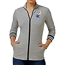 Almost Famous Juniors' Peace Patch Track Jacket