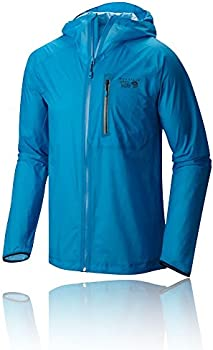Mountain Hardwear Mens Supercharger Shell Jacket
