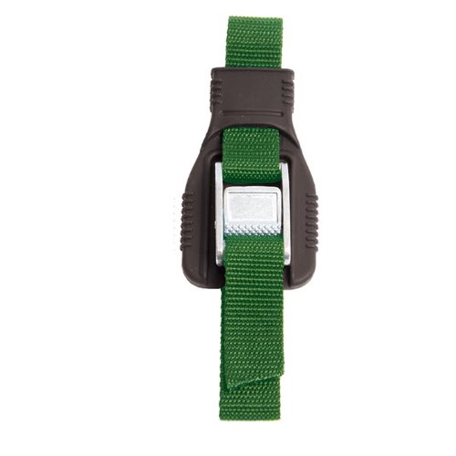 One Heavy Duty Utility Strap Green/18 ft.