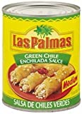 Las Palmas Green Chile Enchilada Sauce, Medium Spice, 28 Ounces