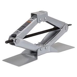 Pro-Lift T-9456 Grey Scissor Jack - 3000 lb. Capacity