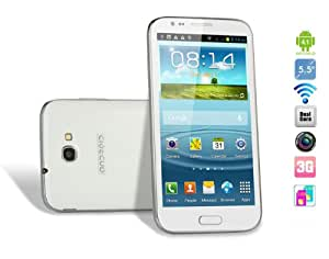 "STAR S7180 NOTE II, 5,3"", 1GB RAM, 8MP, MTK6577 Dual Core"