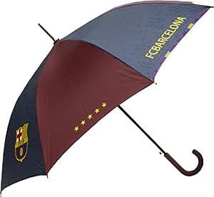 Paraguas F.C. Barcelona: Amazon.es: Equipaje