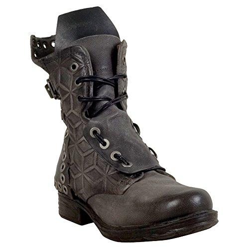 2. Sherman Women's Combat Boots