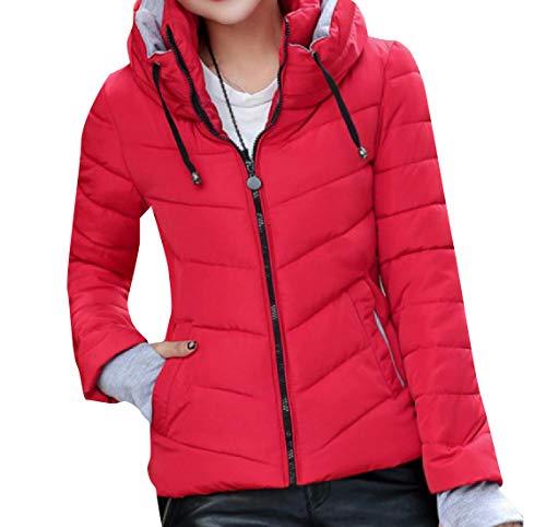 Women's Anorak of Closure Jacket Various 4 XINHEO Colors Zip Packable BxOff6