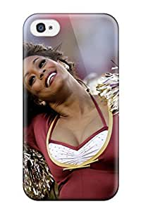 For Iphone 4/4s Premium Tpu Case Cover Rizonaardinals Protective Case
