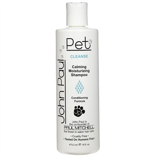 John Paul Pet 876065100081 16oz Calming Moisturizing Shampoo