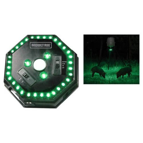 Moultrie Feeders Motion Activated LED Hog Light