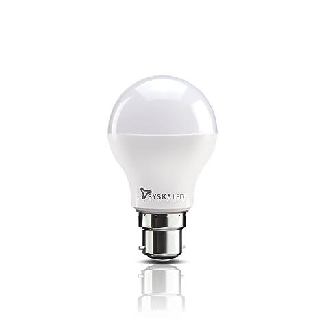 Syska Ssk Srl 5w B22 5 Watt Led Bulb White