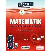 Okyanus 8. Sınıf Update Matematik İnfografik Soru Bankası - 1. Dönem