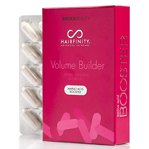 HAIRFINITY Volume Builder Amino Acid Booster - Say