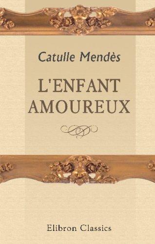 L'enfant amoureux (French Edition) pdf