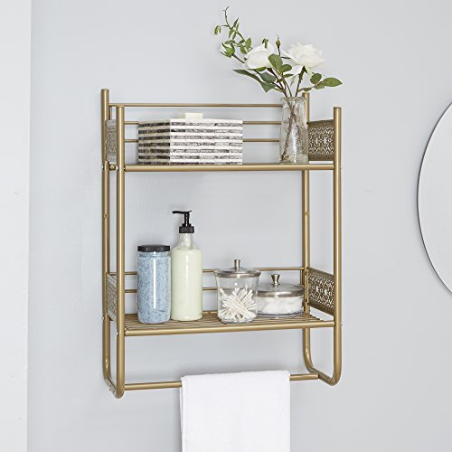 wall shelf gold for sale only 4 left at 70