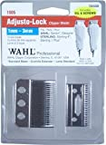 Wahl Professional Adjusto-Lock (1mm – 3mm) Clipper Blade #1005 - Great for Professional Stylists and Barbers – Includes Oil, Screws & instructions