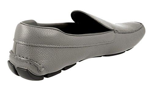 Prada Mens 2dd115 Läder Loafers