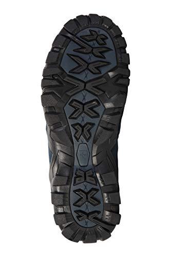 Mountain Warehouse Belfour Chaussures de Marche pour Femmes - Chaussures de randonnée légères, Respirantes, Toutes… 3