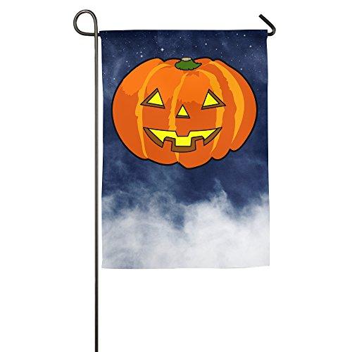 [LANTERN PUMPKIN Home Flag Garden Flag] (Comical Halloween Costumes)