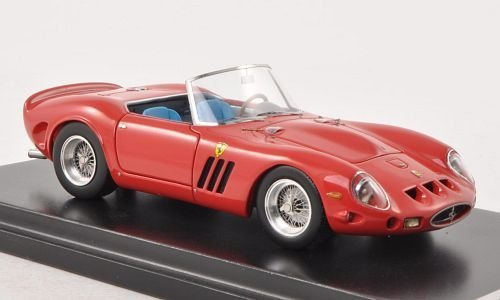 Ferrari 250 GTO Spyder, ROT, Model Car, Ready-made, Ilario 1:43 by Ferrari