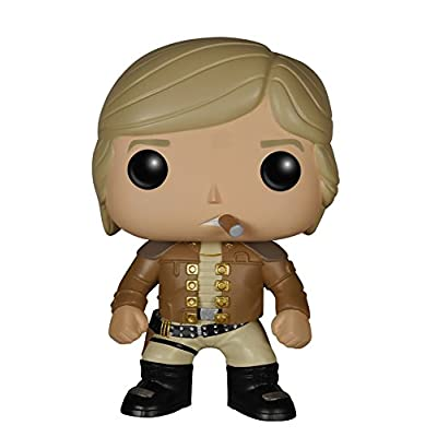 Funko Pop Tv: Battlestar Galactica Classic-Starbuck Action Figure: Funko Pop! Television:: Toys & Games