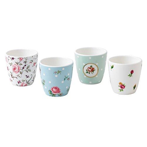 (Royal Albert Royal Albert 2012 Giftware Set of 4 Egg Cups)