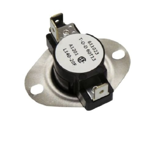Room Air Conditioner Replacement Parts New LD140 SPDT Limit Control Thermostat Snap Disc L140-20F applies to the U.S. only by Air Parts