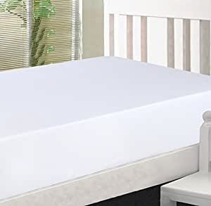 cotton sateen fitted sheet with 18 inch deep. Black Bedroom Furniture Sets. Home Design Ideas