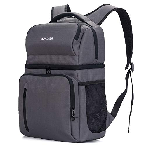 ADRIMER Insulated Backpack Leakproof Anti Theft product image