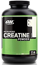 Optimum Nutrition Creatine Powder, Unflavored, 600g
