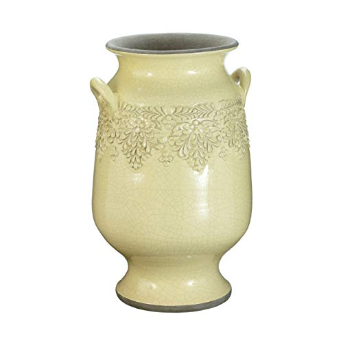 Gilded Barn Daffodil Vineyard Urn, Large