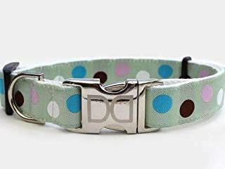product image for Metro Custom Dog Collar (Optional Matching Leash Available) XXS