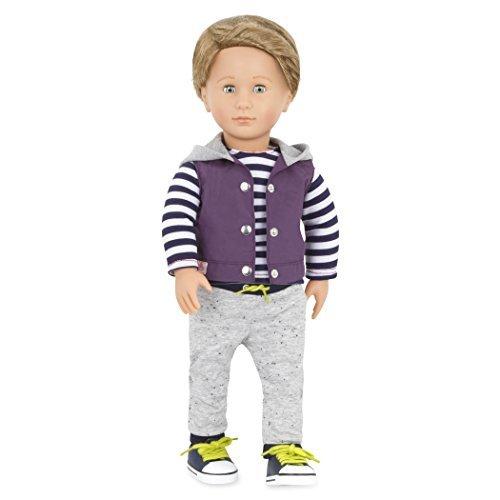 Our Generation Regular Doll - Raphael 18 Boy Doll Rafael