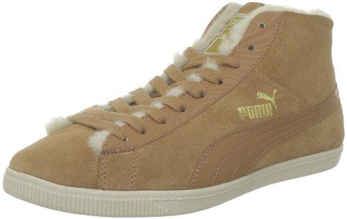 02 Puma Sneaker Glyde Marrone Mid Donna Winter marron rrwtx10