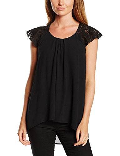 Les Sophistiquees LFTN, Top para Mujer, Negro, M