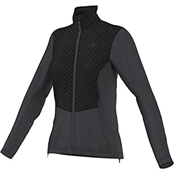 Adidas Outdoor 2015 Women's Satellize Fleece Hiking Jacket Sz XL