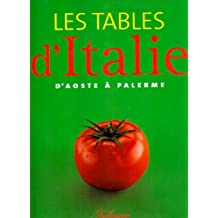 Les tables d'Italie