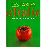 Les tables d'Italie